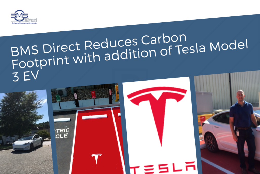 blog post featured image with tesla logo
